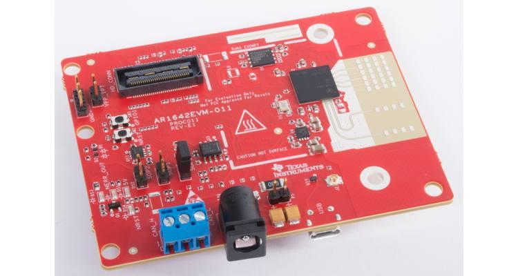 IWR1642BOOST (Texas Instruments) купить по доступной цене с